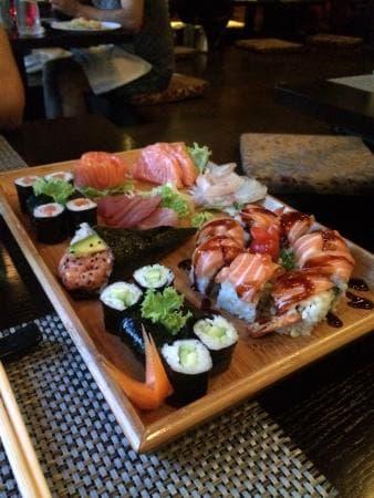 Gainen, il sushi a domicilio