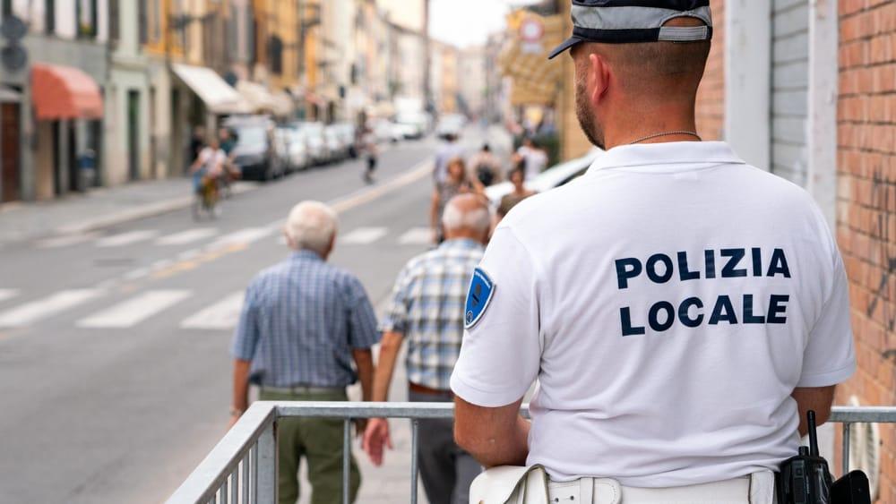 2019 08 28 Pizzarotti Casa inaug Presidio Polizia Locale Via Bixio-9-2