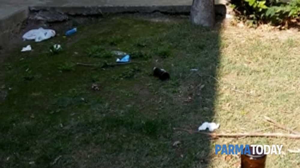 cittadini uniti per la pulizia di parchi e strade di colorno-2