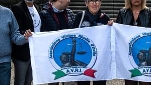 """l'associazione vittime riuniti d'italia e """"pupi gump"""" insieme a bibbiano.-2"""