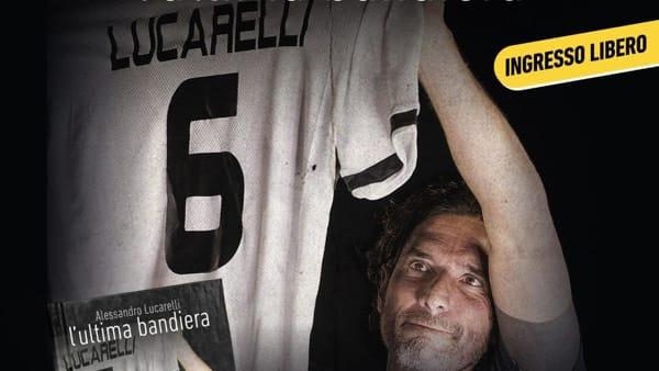 """""""Alessandro Lucarelli, l'ultima bandiera"""": venerdì 30 novembre all'Auditorium Paganini"""