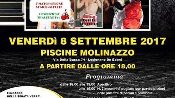 Primo Memorial Riccardo Pellegri: Fracomeni a Molinazzo