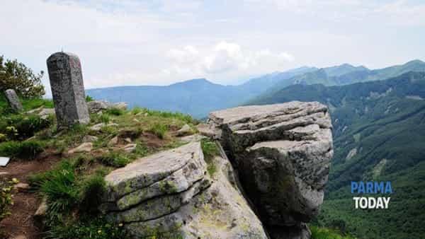 """La vetta nascosta. escursione alla cima """"dimenticata"""" del monte fosco"""