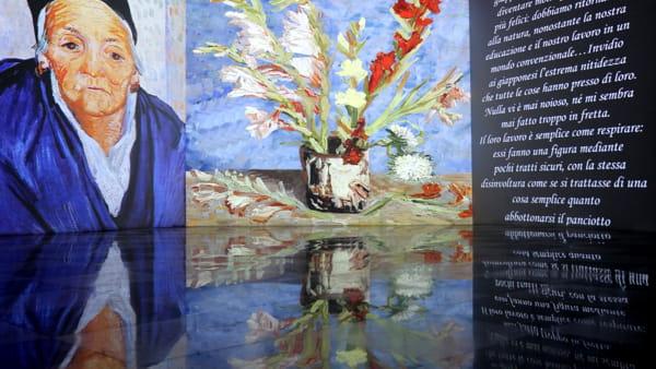 'Vincent Van Gogh Multimedia & Friends': dal 31 gennaio al 31 maggio