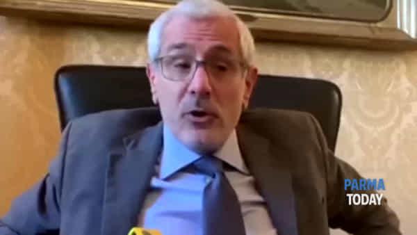 """VIDEO - Il nuovo Prefetto Antonio Lucio Garufi: """"Confido negli anticorpi dei parmigiani"""""""
