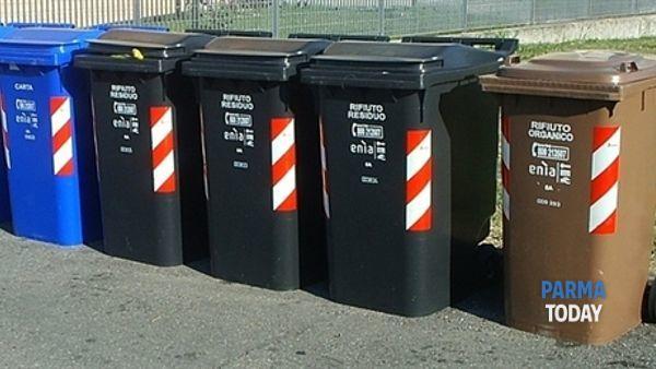 Raccolta rifiuti per l'Epifania a Parma