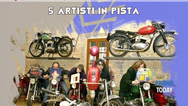 Inaugurazione Propulsioni, mostra arte contemporanea al Museo Migliazzi