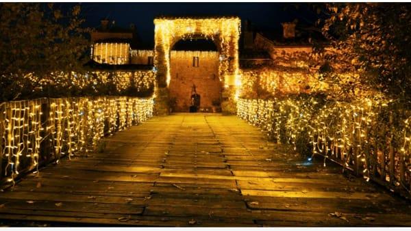 Capodanno Stellato a lume di candela all'Antica Corte Pallavicina