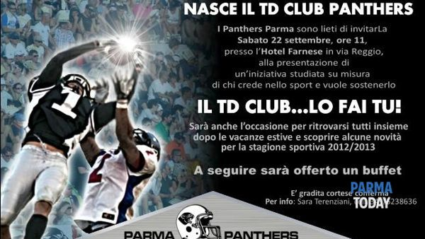 """Td Club Panthers"""