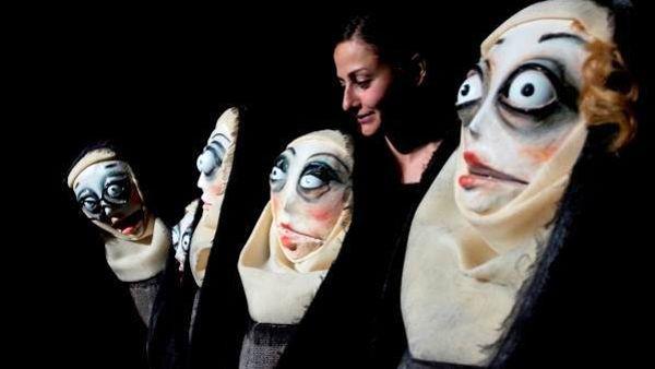 Una favola bianca, al Teatro delle Briciole