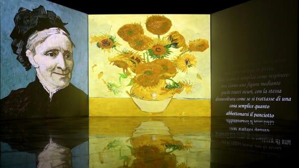 """Il 13 giugno 2020 riapre la mostra """"Van Gogh Multimedia & Friends"""" a Parma, Capitale della Cultura 2020 + 2021"""