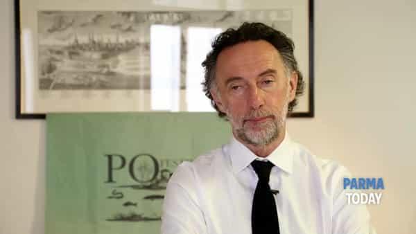 VIDEO | La qualità delle acque del fiume Po durante il lockdown: le parole del segretario Berselli