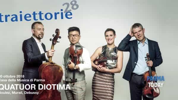 Traiettorie 2018 - Quatuor Diotima