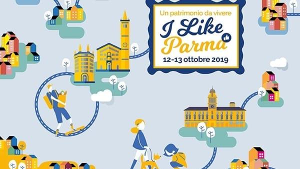 I Like Parma - Un Patrimonio da Vivere il 12 e 13 ottobre