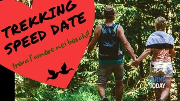trekking speed date - trova l'amore nei boschi!