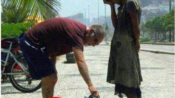 La Strada: per i senzatetto è l'unico spazio di cui dispongono