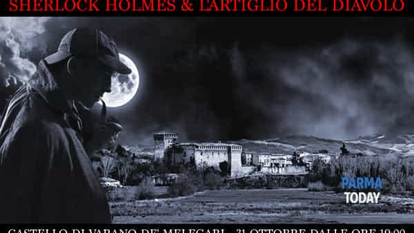 Varano Halloween Night 2018 - delitto al castello: sherlock holmes & l'artiglio del diavolo