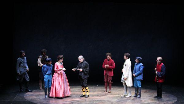 La dodicesima notte al Teatro Due