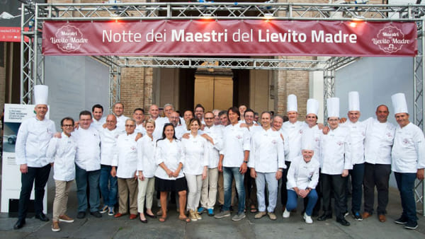 Torna la Notte dei Maestri del Lievito Madre a Parma il 22 luglio