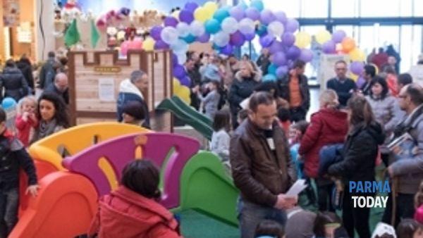 Il Carnevale di Busseto con carri e attrazioni