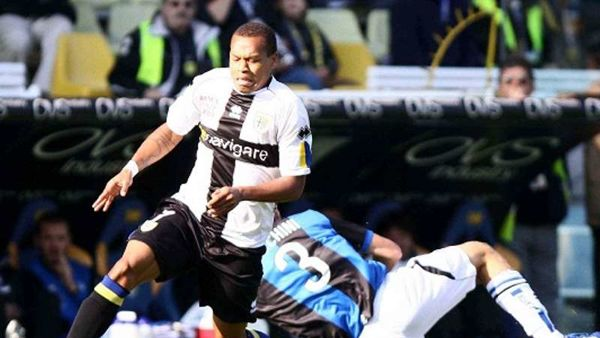 Jonathan Biabiany, migliore in campo - Tm News Infophoto