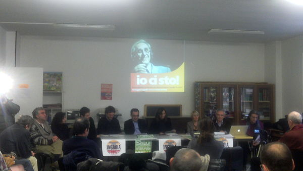 "Lista Ingroia a Parma, i promotori: ""Alternativa all'astensionismo"""