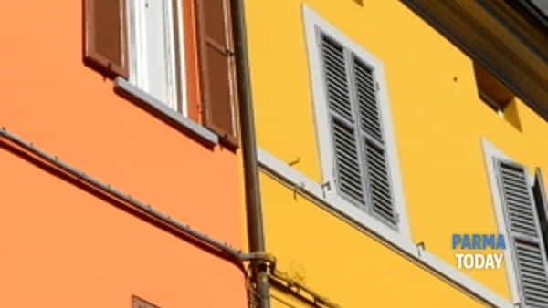 """non solo """"giallo parma"""" ... i colori di una citta' in testa!-4"""