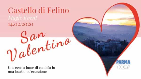San Valentino al castello di Felino