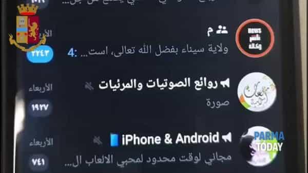 VIDEO | Terrorismo: le immagini nello smartphone del 25enne tunisino