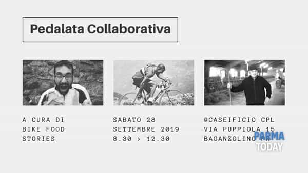 pedalata collaborativa | bike food tour