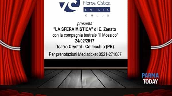 la sfera mistica: a teatro con lifc emilia presso teatro crystal collecchio
