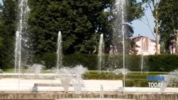 riapertura dell'area romantica del parco storico della reggia-2