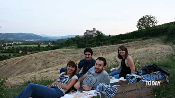 picnic in vigna