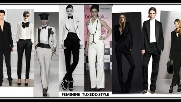 Tuxedo: appeal e femminilità
