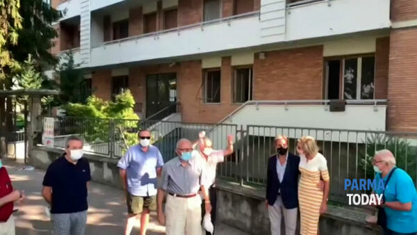 VIDEO - Parma, l'arrivo del neo presidente Kyle Krause