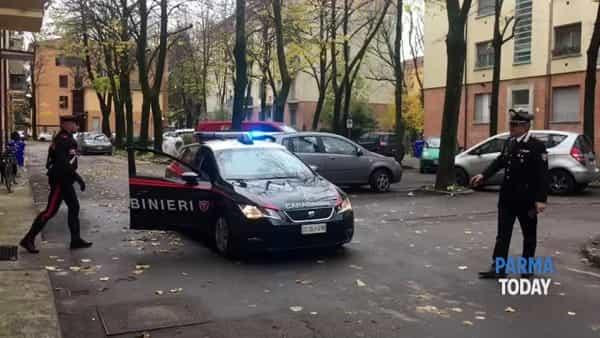 VIDEO | Tentato omicidio al Pablo: l'arrivo dei carabinieri in via Olivieri