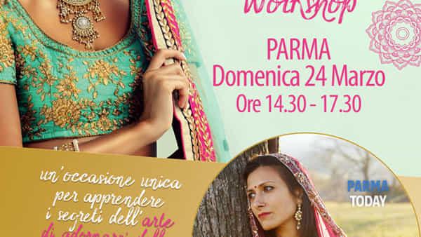 danze gipsy & indian beauty workshop, domenica 24 marzo