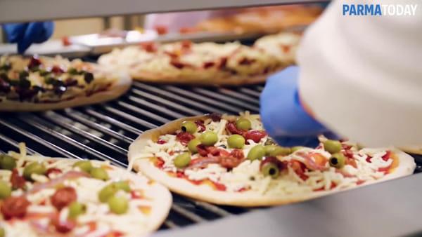 Apre a Parma la prima boutique della pizza al mondo: qualità, design, etica.