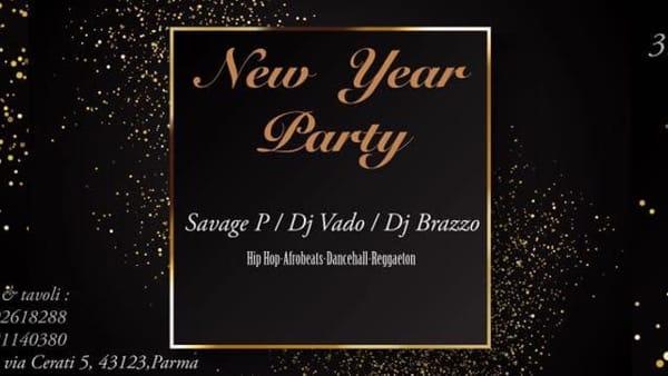 New Year Party // Capodanno 2019 //  al Domingo Social Club