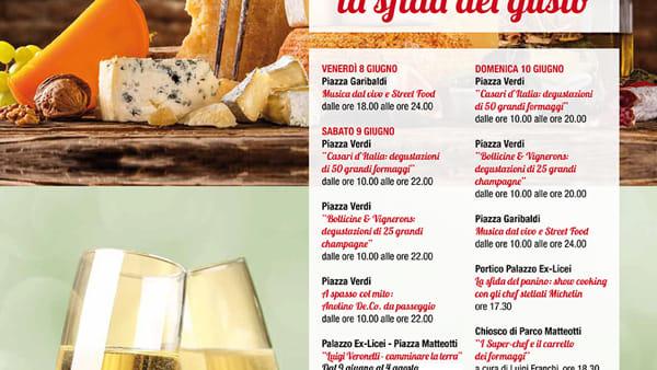 """""""Aspettando #BorgoFood"""" il 9 e 10 giugno a Fidenza"""