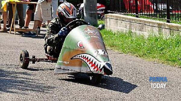 Carret-tolo: la grande corsa dei carretti