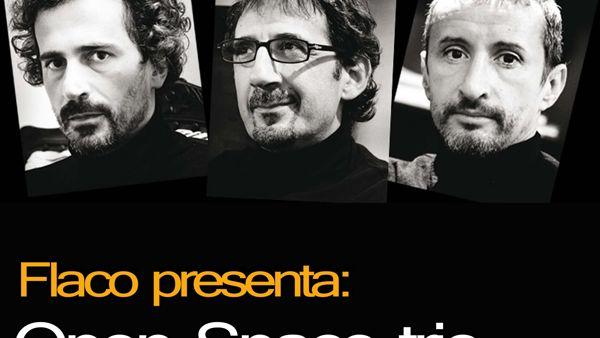 Open Space Trio  giovedì 26 febbraio al Ratafià Teatrobar