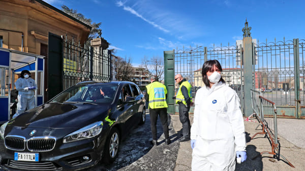 Coronavirus La Figc Invia Il Protocollo Ai Ministri Di Sport E Salute Zero Contatti Con L Esterno