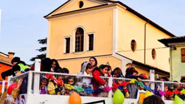 Domenica 23 febbraio il 30° Gran Carnevale di Felino