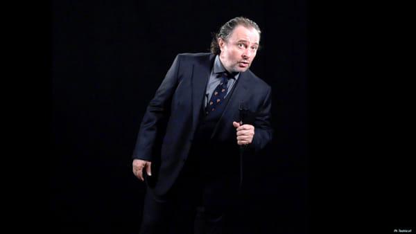 Natalino Balasso all'Auditorium Paganini