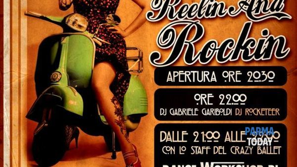 ★★★ a fifties night – reelin & rockin ★★★