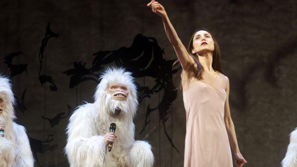 Veronika al Teatro Due