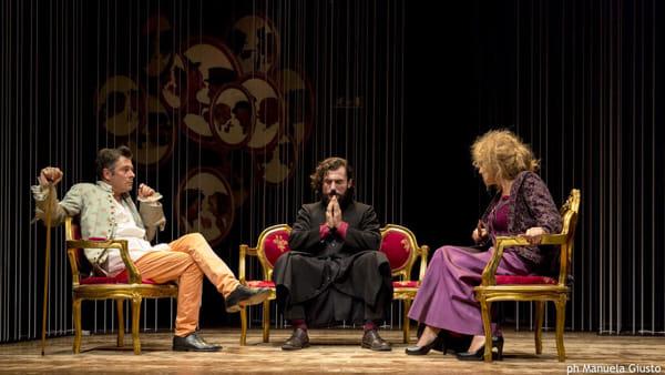 IL PIACERE DELL'ONESTA'  di Luigi Pirandello