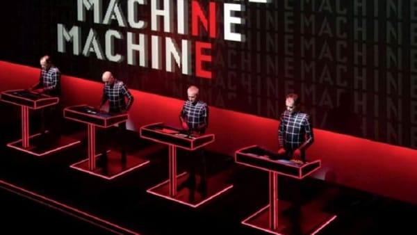 I Kraftwerk al Teatro Regio il 23 maggio