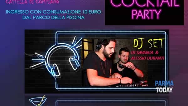 cocktail dj party